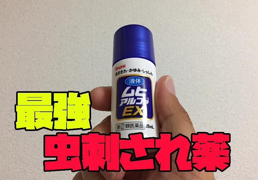 最強 かゆみ 止め 虫 刺され 蚊に刺された! かゆみを抑える正しい方法は?